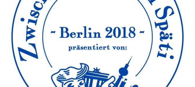 Bloggerschnatterei in Berlin: zwischen Spree und Späti