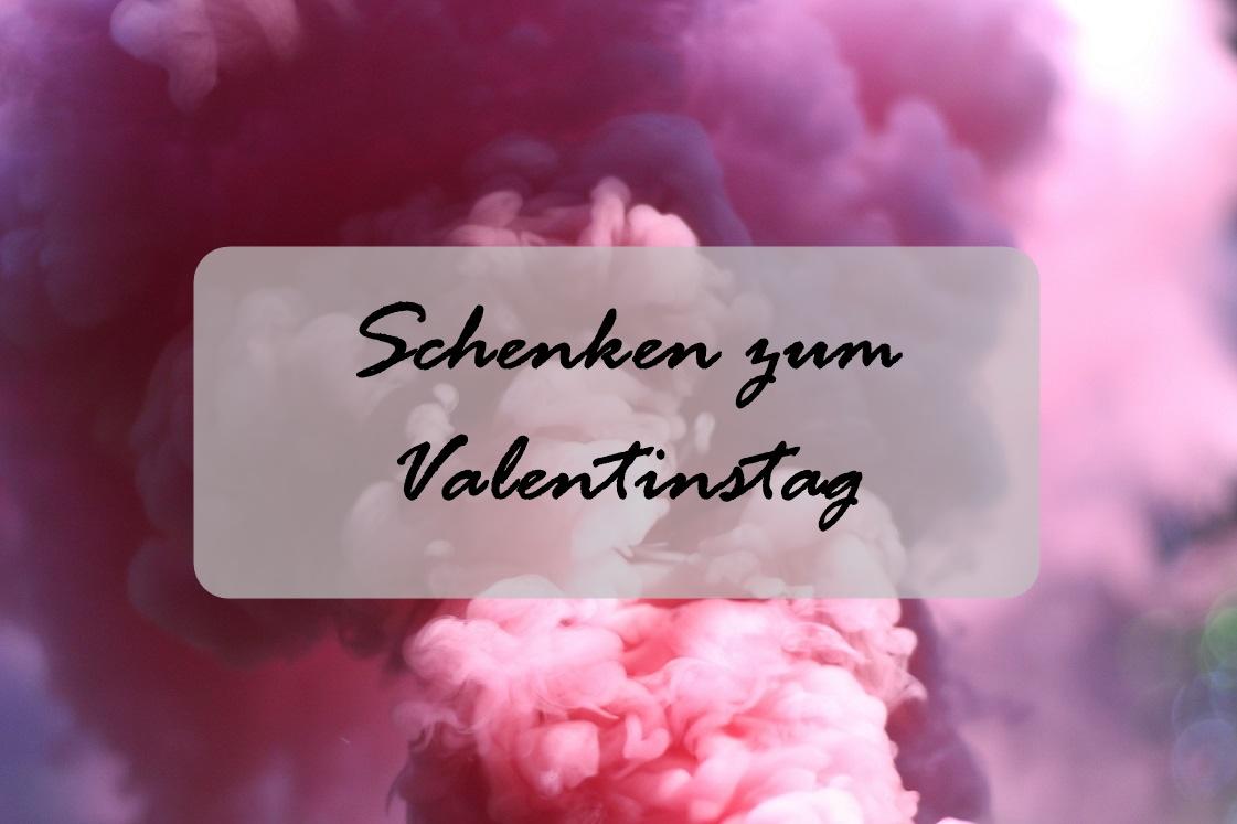 Schenken zum Valentinstag mit DIY-Ideen zum Basteln, Backen & Kochen