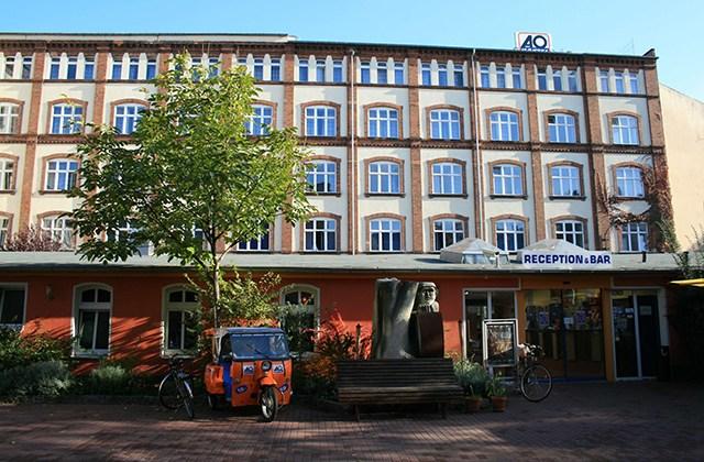Unterwegs Als Vip Im A O Hotel Hostel Berlin Friedrichshain