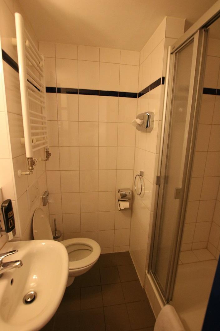 Als Vip Im A Und O Hostels Und Hotels Berlin Friedrichshain Einblick