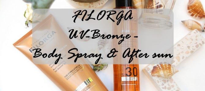 Filorga Paris | UV-Bronze Body-Spray & After-Sun-Lotion