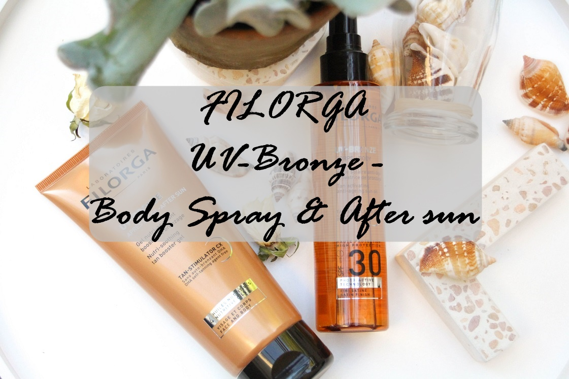 Filorga Paris | UV-Bronze Body-Spray & After-Sun-Lotion