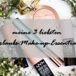 Themenwoche | meine 3 liebsten Urlaubs-Make-up-Essentials