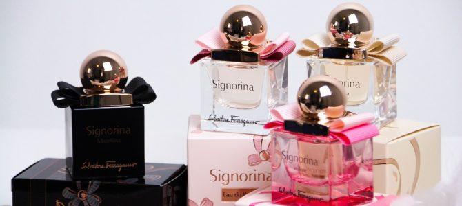 die Minis sind los: Signorina von Salvatore Ferragamo
