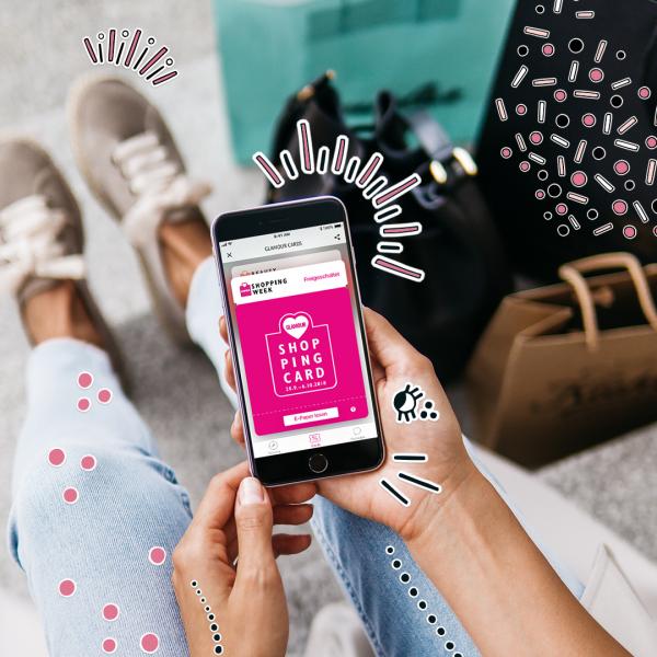 Glamour Shopping App