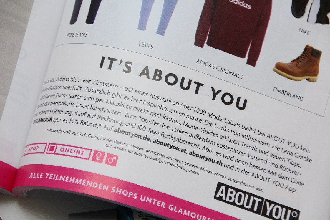 Fashionette Glamour Shopping Week