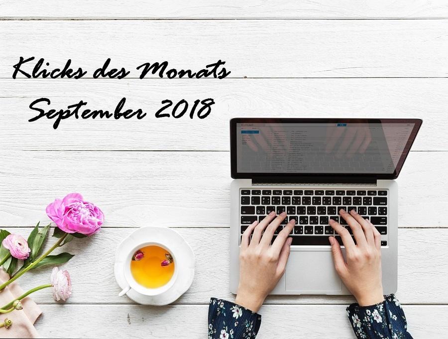 Klicks des Monats | September 2018 u. a. mit Mikroplastik in Kosmetika erkennen