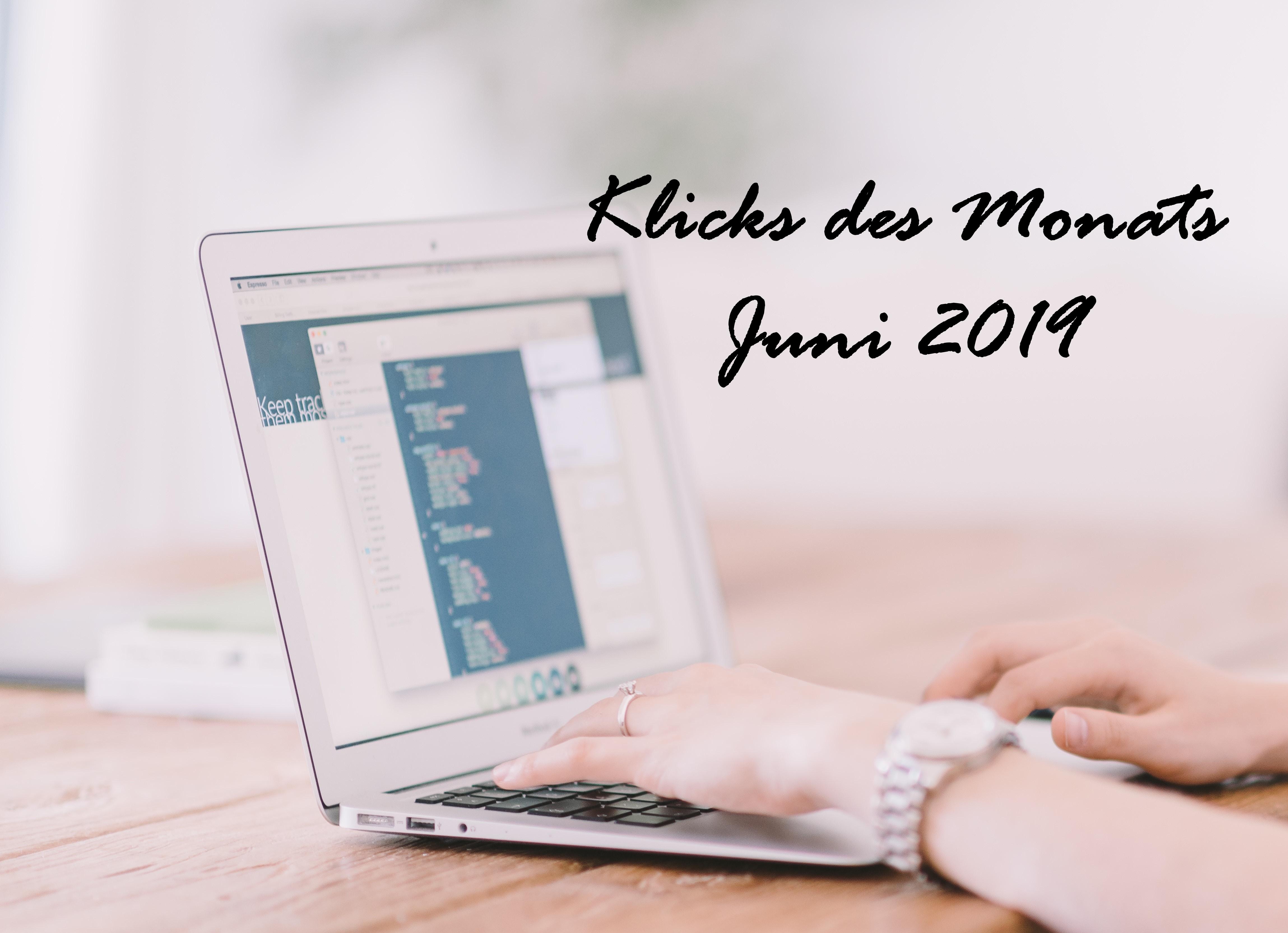 Klicks des Monats | Juni 2019 u. a. mit der Mercedes Benz Fashion Week Spring/Sommer 2020