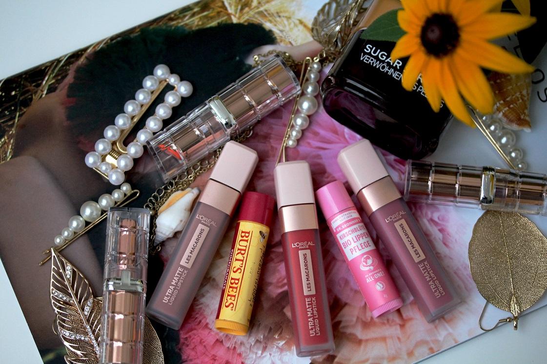 Themenwoche | meine liebsten Lippenprodukte für den Sommer