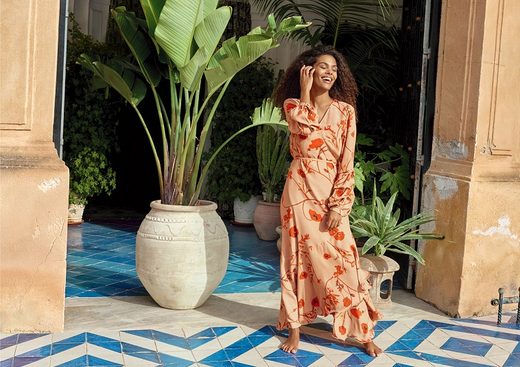 Gemeinsame Kollektion von Johanna Ortiz x H&M