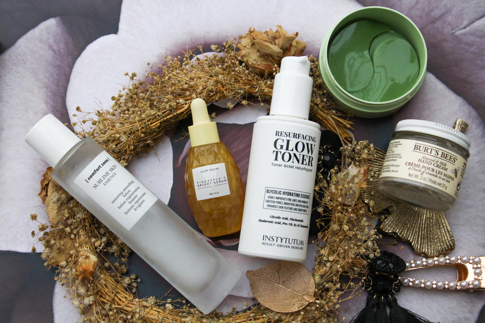 Themenwoche: Meine Jahresfavoriten 2019 – Skincare