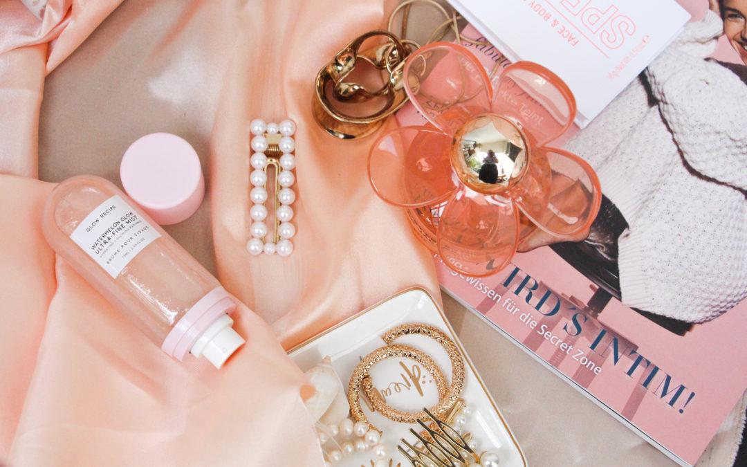 Themenwoche |meine Beauty-Neuzugänge
