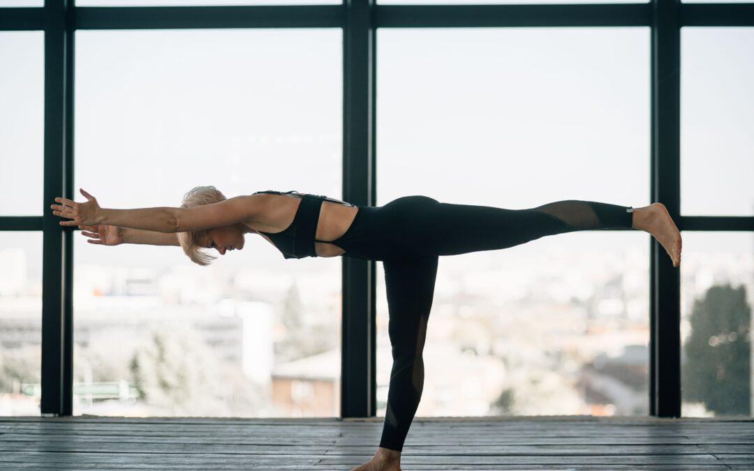 Sport in den eigenen 4 Wänden | entspannt und trotzdem stylisch