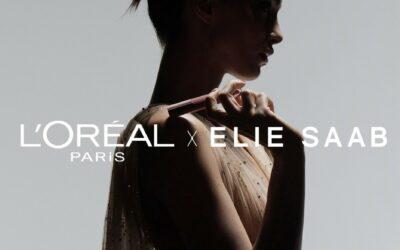 L'ORÈAL PARIS x ELIE SAAB – Ankündigung für eine exklusive Zusammenarbeit